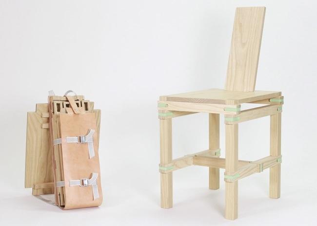 25561108 181736 เก้าอี้ไม้..สะพายหลัง