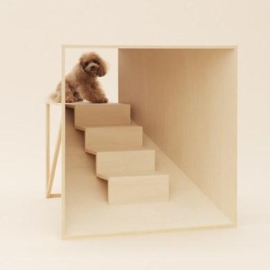 นักออกแบบชื่อดัง สร้างเทมเพลท สถาปัตย์สำหรับน้องหมา ให้ดาวน์โหลดกัน 22 - Kenya Hara