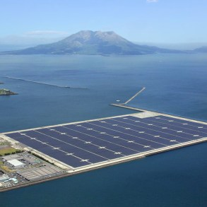 Kyocera floats mega solar power plant in Japan 17 - Energy storage