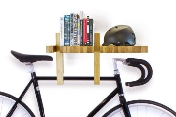 ชั้นหนังสือ  FUSILLO ปรับเปลี่ยนตามต้องการ ทั้งวางของ แขวนเสื้อ แขวนจักรยาน