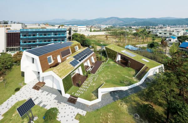 E+ Green Home เทคโนโลยีสีเขียวในการสร้างบ้านประหยัดพลังงาน 16 - GREENERY