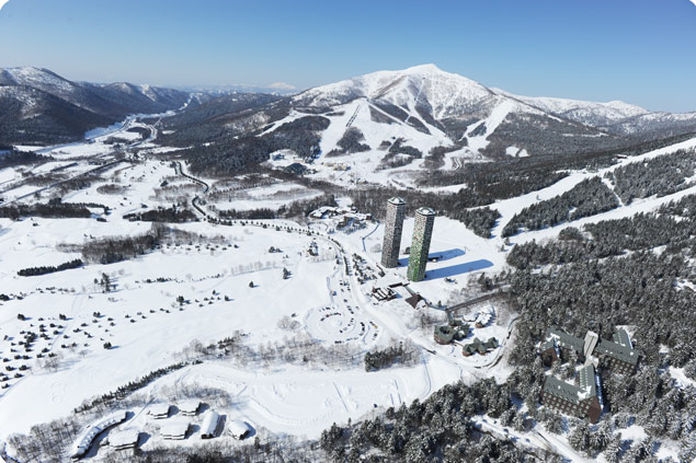 phmain Tomamu Hoshino Resort ที่เที่ยวสำหรับผู้ชอบความหนาว ลุยเล่นหิมะ