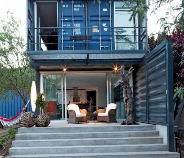 บ้านจากตู้คอนเทนเนอร์ทั้งแบบ DIY และแบบมืออาชีพ 31 - 1000 Share+
