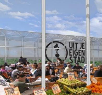 Urban farming ฟาร์มในเมือง 24 - Green