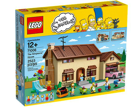 Screen Shot 2014 01 14 at 8.28.42 PM The Simpsons LEGO Set