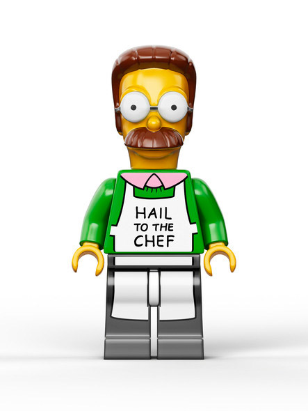 The Simpsons LEGO Set Is Official 11 The Simpsons LEGO Set