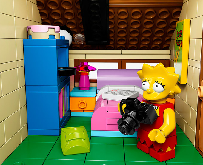 The Simpsons LEGO Set Is Official 3 The Simpsons LEGO Set