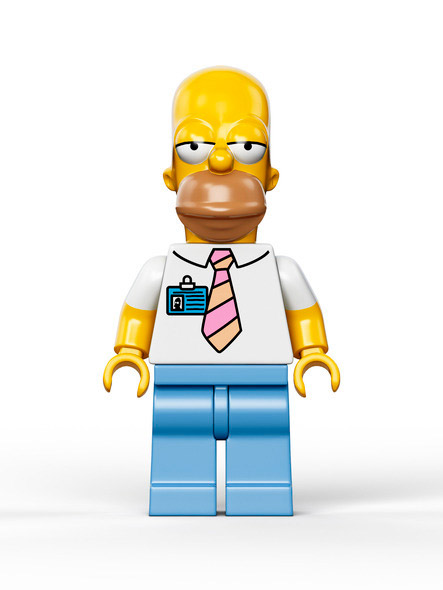 The Simpsons LEGO Set Is Official 7 The Simpsons LEGO Set