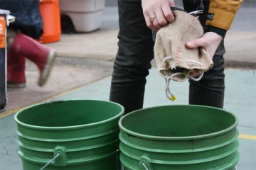 Hello Compost โครงการขยะเปียกแลกอาหารสด 36 -