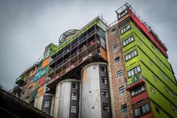 หอพักนักศึกษาราคาประหยัดสร้างจากไซโลเก่า และตู้คอนเทนเนอร์ ใช้แล้ว 24 - South Africa