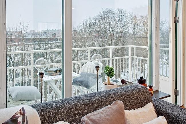 """ห้องพัก 29 ตร.ม. เล็กจริงหรือ? ไอเดียสวีเดนเปลี่ยน """"ห้องเล็กๆ"""" ให้กลายเป็น """"บ้าน"""" 17 - 100 Share+"""