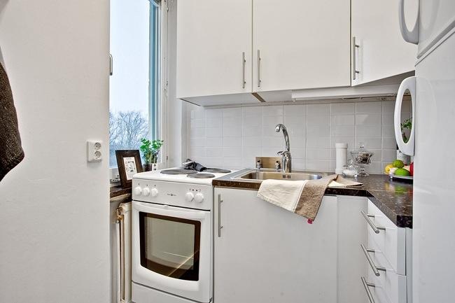 """ห้องพัก 29 ตร.ม. เล็กจริงหรือ? ไอเดียสวีเดนเปลี่ยน """"ห้องเล็กๆ"""" ให้กลายเป็น """"บ้าน"""" 22 - 100 Share+"""