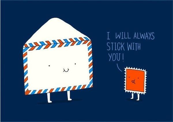 ภาพ illustration น่ารักๆ ขำๆ แต่เต็มไปด้วยความหมายลึกซึ้ง โดย Heng Swee Lim 13 - Heng Swee Lim