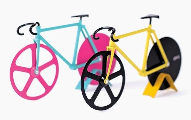 25570224 233640 จักรยาน ตัดพิซซ่า..โอวว..มันน่ารักมากกก..