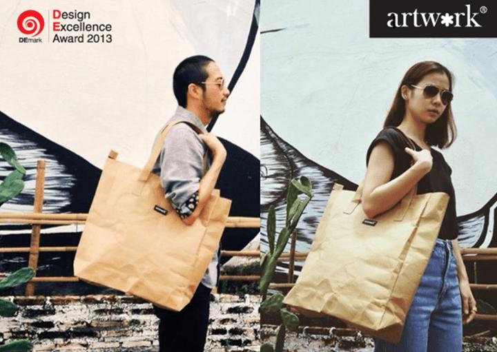 แบรนด์ ART WORK มีแนวคิดออกแบบสินค้า Eco ที่เก๋ เท๋และ Art  25 - SHOPPING