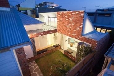 เพิ่มแสงสว่างให้กับบ้านเก่า ด้วยสวนกลางบ้าน 14 - ปรับปรุงบ้าน