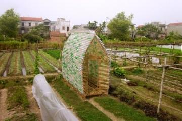 โรงอนุบาลผัก ทำจากไม้ไผ่ และขวดพลาสติก ความร่วมมือระหว่างคนในเมือง และเกษตกรในชนบท 12 - sustainable