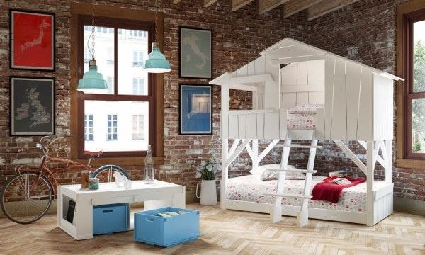 25570312 210331 เตียงเด็กสนุกๆแบบนี้..มีหรือจะไม่อยากเข้านอน!
