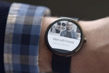 Google เปิดเผยถึงOSใหม่ เพื่ออุปรณ์สวมใส่ ..Smart Watch