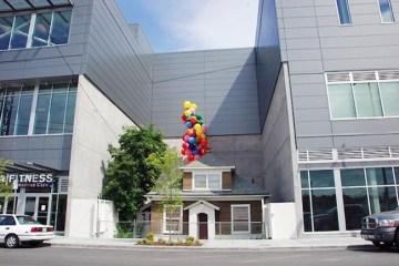 """""""บ้าน"""" ที่ยืนหยัดทวนกระแสการขยายเมือง..จนเป็นแรงบันดาลใจให้ภาพยนตร์ เรื่อง""""Up"""" 6 - Animation"""