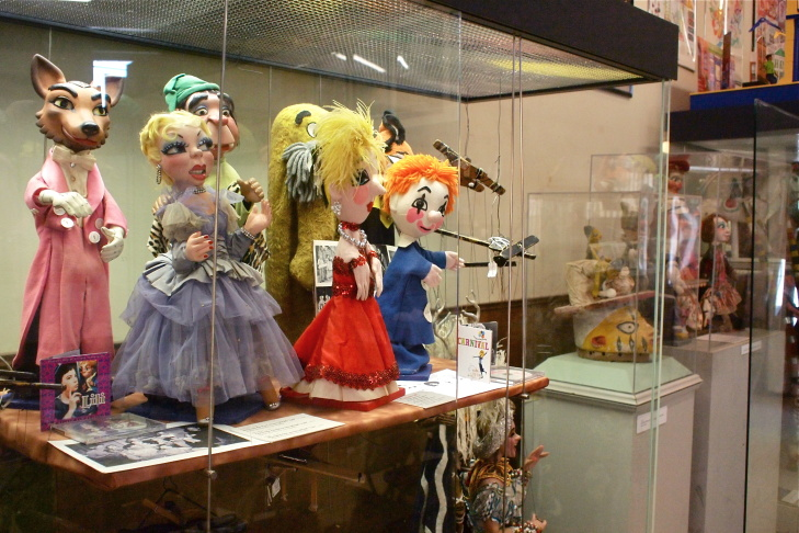 INTERNATIONAL PUPPETRY MUSEUM พิพิธภัณฑ์หุ่นกระบอก 17 - Museum