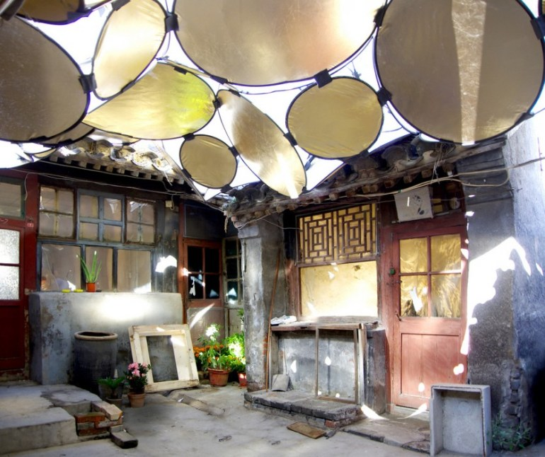 Pop Up Canopy หลังคาที่ช่วยให้เกิดพื้นที่แห่งความสุขและความอบอุ่น 13 - Architecture