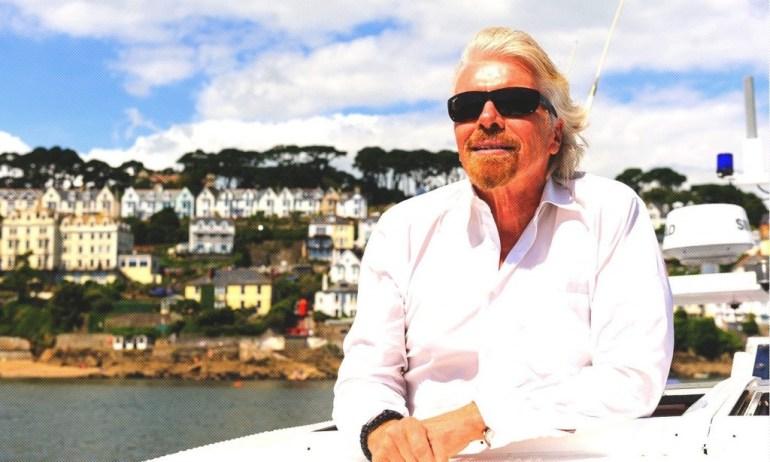10 เทคนิคเพื่อความสำเร็จ จาก Richard Branson เจ้าของอาณาจักร Virgin 13 -
