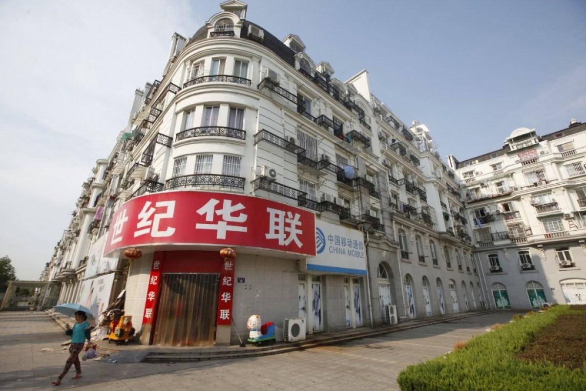 look how european it is Little Paris in Hangzhou,China ปารีส รกร้างในเมืองจีน