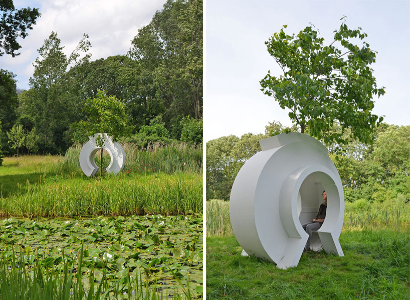 love tree by rob sweere designboom 04 Love tree ต้นไม้ที่รัก