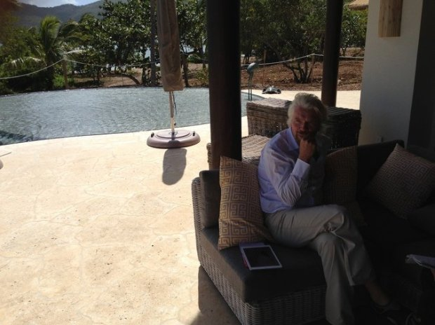 richard headshot thoughtful moskito 1 650x487 10 เทคนิคเพื่อความสำเร็จ จาก Richard Branson เจ้าของอาณาจักร Virgin