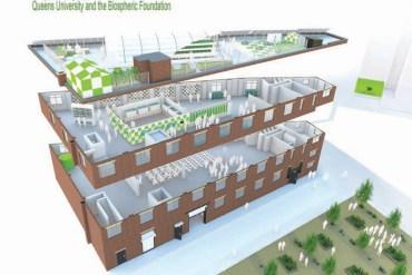 ตัวอย่างฟาร์มเพาะปลูกในเมือง..แนวโน้มของสถาปัตยกรรมและการวางแผนเมืองในอนาคต 15 - urban farm