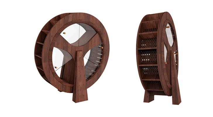 wpid waterwheel washing machine 2 Waterwheel..เครื่องซักผ้าพลังงานน้ำ รางวัลRed Dot Design