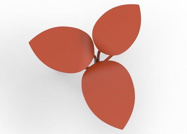 25570414 094308 โต๊ะที่ได้แรงบันดาลใจจากกิ่งไม้ ใบไม้..ในฤดูใบไม้ร่วง