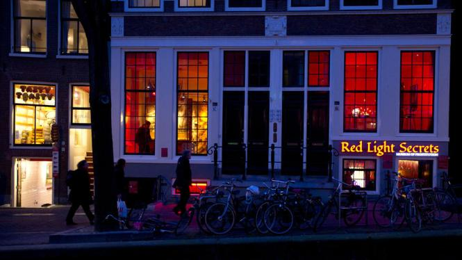 Netherlands Prostitution Museum