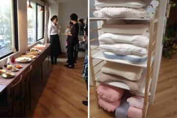Woman Only Nap Cafe คาเฟ่แวะงีบหลับที่ให้บริการเฉพาะสุภาพสตรีเท่านั้น 15 - Japan