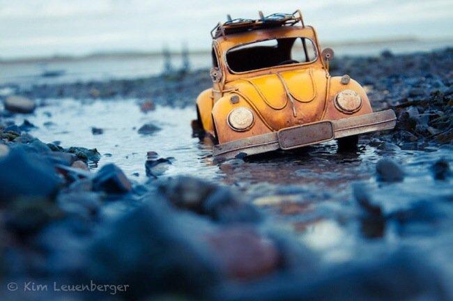 ไอเดียถ่ายภาพ ท่องโลกกว้างกับรถคลาสสิคคันจิ๋ว 21 - ภาพถ่าย