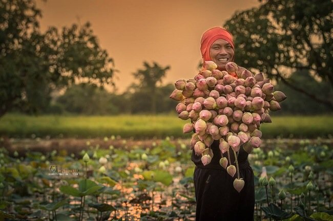 20140505 145940 ภาพความสุขในวิถีชีวิตแบบไทยๆโดย Sangkhom Hungkhunthod
