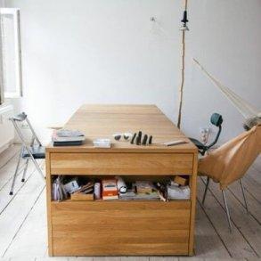 The BLESS Workbed..โต๊ะที่เปลี่ยนเป็นเตียงได้เพียงฝ่ามือพลิก 16 - บ้านขนาดเล็ก