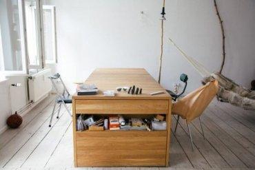 The BLESS Workbed..โต๊ะที่เปลี่ยนเป็นเตียงได้เพียงฝ่ามือพลิก 15 - โต๊ะทำงาน