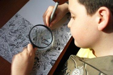 ศิลปินเด็กอายุ11ปี สร้างผลงานชีวิตสัตว์ที่เต็มไปด้วยรายละเอียด 26 - PEOPLE