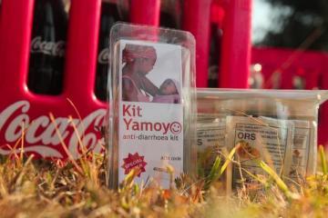 The Anti Diarrhea Kit ชุดปฐมพยาบาล แก้อาการท้องร่วง 10 - COKE