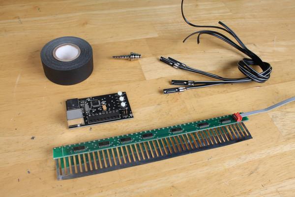 il fullxfull.394260380 hkfk grande USB Typewriter เครื่องพิมพ์ดีดต่อสายยูเอสบี