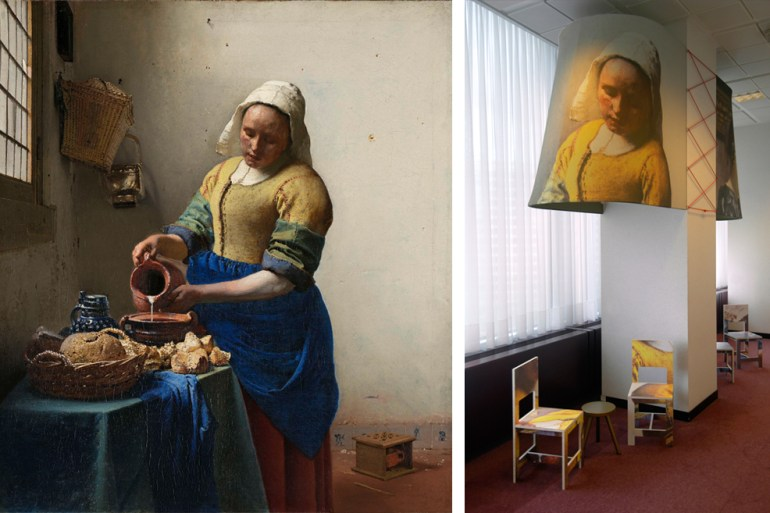 วาดภาพด้วยปูน ถ่ายทอดจินตนาการณ์และอารมณ์แบบไร้ขีดจำกัด  โดย สาธิต ทิมวัฒนบรรเทิง 16 - ศิลปะ