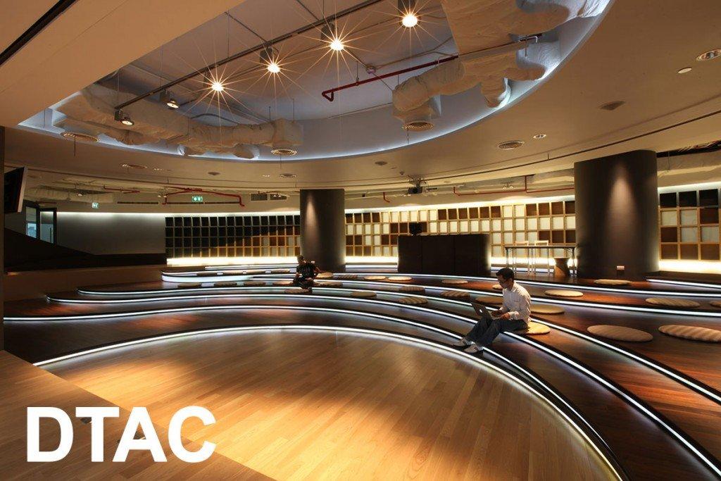 5 ออฟฟิศไทย ไอเดียออกแบบสุดครีเอทีฟแห่งปี 2014 14 - Architecture