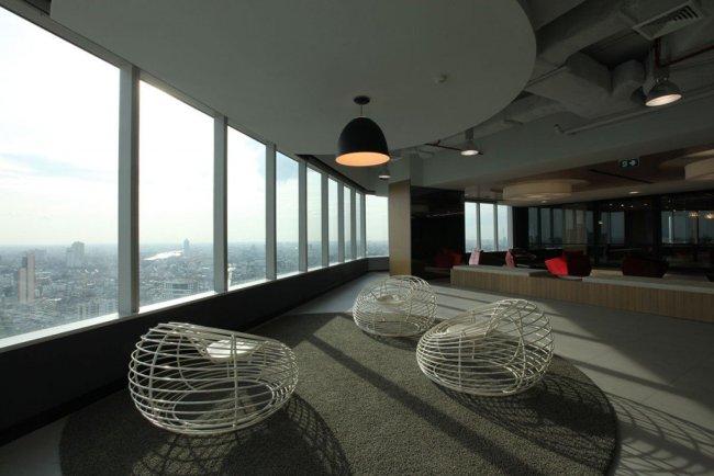 5 ออฟฟิศไทย ไอเดียออกแบบสุดครีเอทีฟแห่งปี 2014 16 - Architecture
