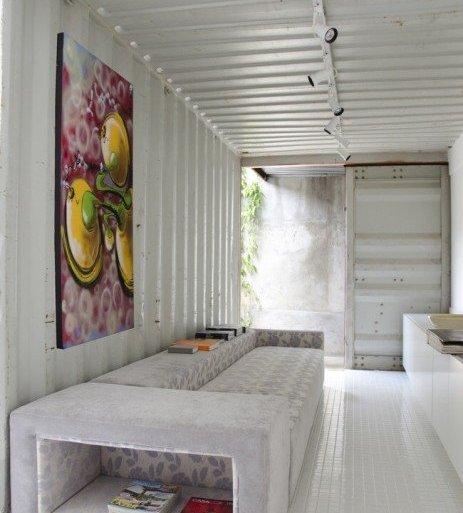 Container Project ..บ้านแบบอาร์ตๆจากตู้คอนเทนเนอร์ 15 - บ้านจากตู้คอนเทนเนอร์
