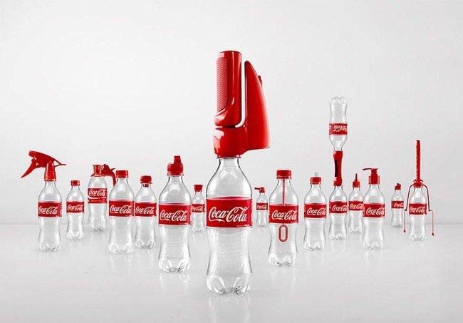 Coca-Cola 2nd Lives..โค้กแจกฝา16แบบ เพื่อสร้างชีวิตใหม่ให้กับขวดเก่า 15 - รีไซเคิล