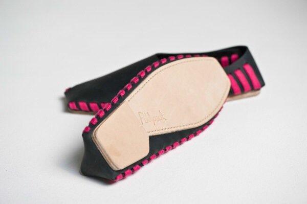 20140612 121514 44114315 PIKKPACK..รองเท้าหนัง DIY เรียบง่ายอินเทรนสุดๆ