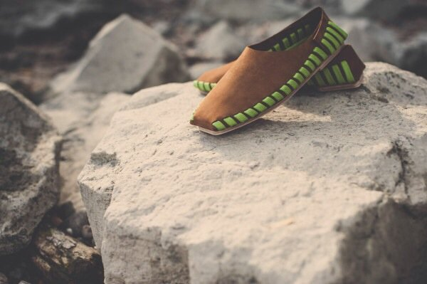 20140612 121525 44125956 PIKKPACK..รองเท้าหนัง DIY เรียบง่ายอินเทรนสุดๆ