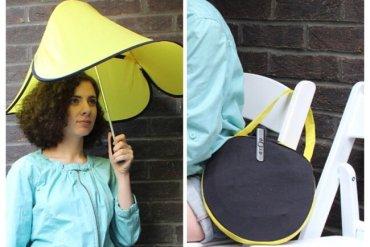 Drop..ร่มแนวใหม่ ใช้ความอ่อนสยบพายุลมแรง 23 - ออกแบบผลิตภัณฑ์